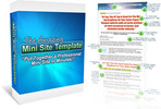 The Amazing Mini Site Template