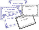 Graphic Certificate Templates