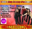 Thumbnail The 2009 Blog Frenzy Package