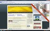 Thumbnail Wordpress Page Peel Script