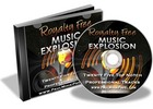 Royalty Free Music Explosion 25 Tracks