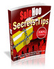 Thumbnail SaleHoo Secrets And Tips