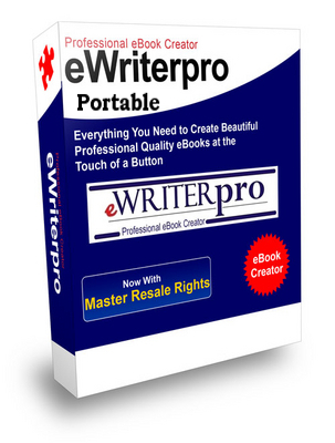 Product picture eWriterPro Portable - 2011