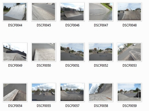 Product picture Skate Board Park - Stock Photos