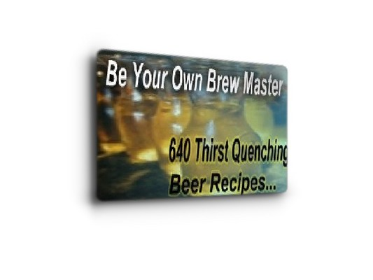 Product picture Brew Master (640 Beer Recipes)