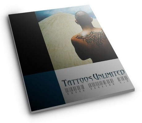 Product picture Tattoos Unlimited V4  +  11 Bonus Tattoo Books ##  xmas sale
