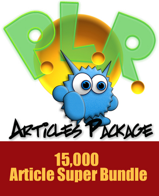 Product picture 15000 Monster PLR Article Package