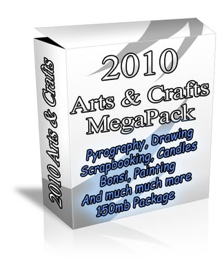 Product picture 2011 Arts & Crafts MegaPack - Full Resell Rights