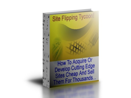Product picture Site Flipping Tycoon