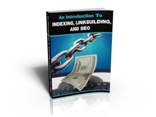 Product picture Introduction To Indexing, Linkbuilding, and SEO