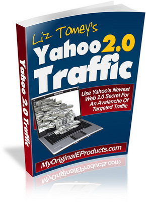 Product picture Yahoo 2.0 Traffic
