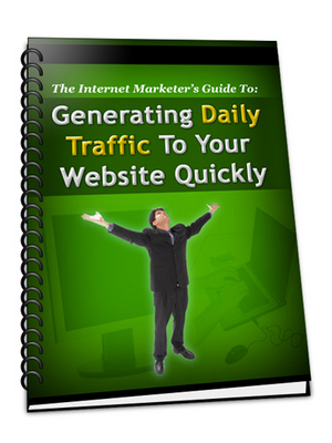 Product picture Generating Daily Traffic To Your Website Quickly