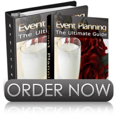 Product picture Event Planning - The Ultimate Guide