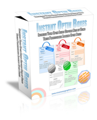 Product picture 10 Instant Optin Boxes