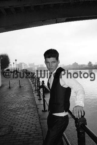 Product picture BW Male Model by the waterfront